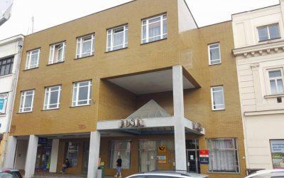 Česká pošta Nymburk 2 náměstí – Dodávka a montáž klimatizace VRV