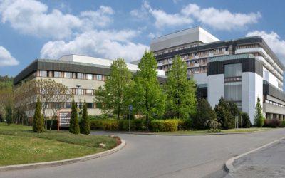 Nemocnice Na Homolce Praha – klimatizace Koronárního centra