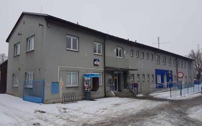 Česká pošta Strakonice 2 – Klimatizace pobočky,serveru a klientské haly