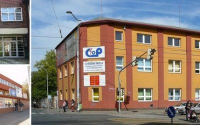 Škola COPTH Praha 9 – klimatizace konferenčního sálu