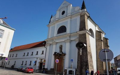 Česká pošta Turnov – klimatizace klientských přepážek