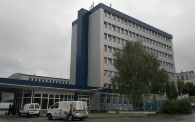 VK CENTER Praha-Žižkov-klimatizace kanceláří MITSUBISHI ELECTRIC