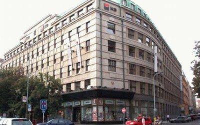 Komerční banka klimatizace TOSHIBA- Praha 1 – Dodávka a montáž klimatizace TOSHIBA pro server kamerového dohledu