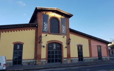 Rekonstrukce plynové kotelny – Restaurace a klub SaSaZu Praha
