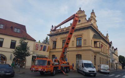 Radnice Poděbrady – Městský úřad Poděbrady
