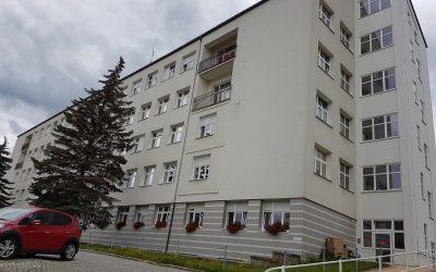 Nemocnice Havlíčkův Brod – klimatizace oddělení Hemodialýzy