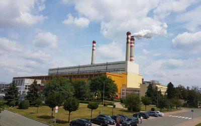 Elektrárny Opatovice nad Labem – klimatizace administrativních prostor elektrárny