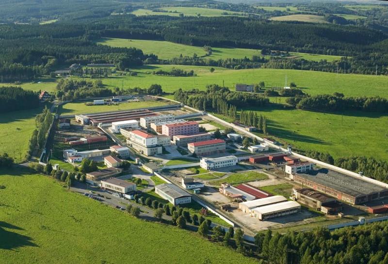 Vězeňská služba ČR , věznice Horní Slavkov – klimatizace strážních věží