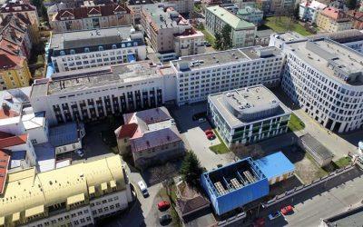 Klaudiánova nemocnice Mladá Boleslav – klimatizace technologické místnosti úpravy krve Hematologie
